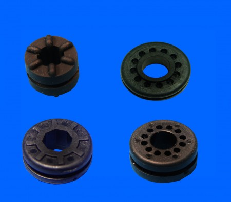Plastic Shock-Absorb Rubber