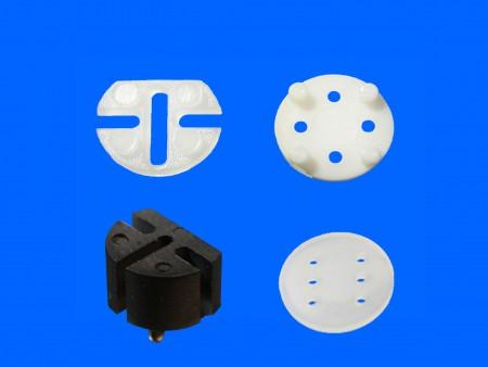 Plastic Transistor Washer
