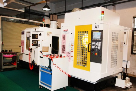FANUC CNC Machine