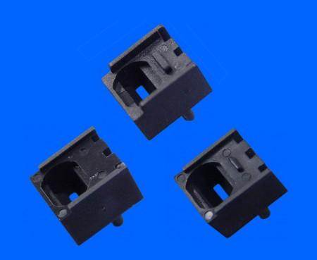 Carcasa del receptor de infrarrojos de plástico