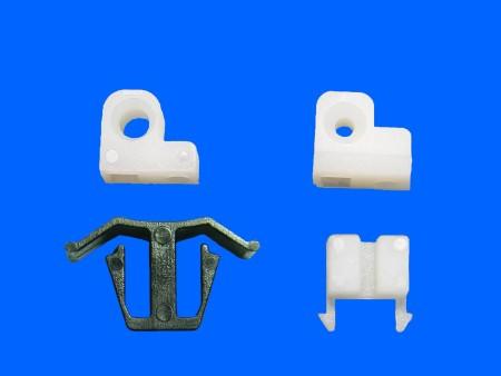 Base de conexión de borde de plástico