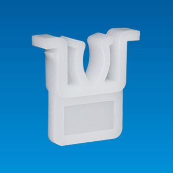 Snap Fit Plastic Push Latch - Latch DLF-22QT