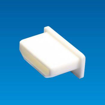 Cubierta antipolvo del puerto HDMI: color natural - Cubierta HDMI DMI-02