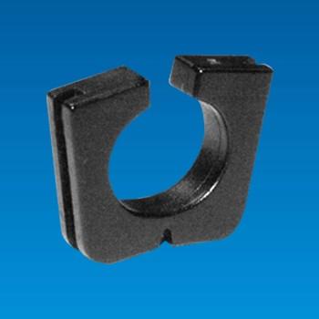 Sillín de borde, forma cuadrada - Sillín Edge DS-4RT