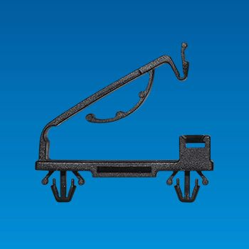 Flat Cable Clamp - Flat Cable Clamp FCSD-21A