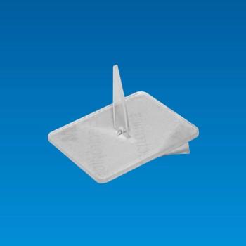 Espaciador transparente para módulo de luz de fondo - Cinta adhesiva / Tornillo - Soporte espaciador FJH-19KT