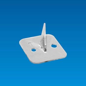 Espaciador transparente para módulo de luz de fondo - Cinta adhesiva / Tornillo - Soporte espaciador FMG-19LH