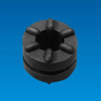 Shock-Absorb Rubber - Shock-Absorb Rubber GSA-08