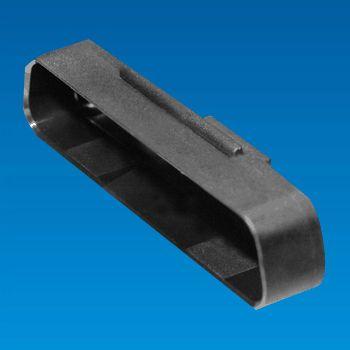 Tapa de la carcasa - Cubierta de carcasa HC-15QC