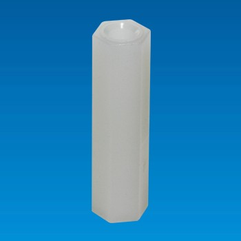 Threaded Hex Spacer Support - Hexagonal Spacer Support HU4-406A