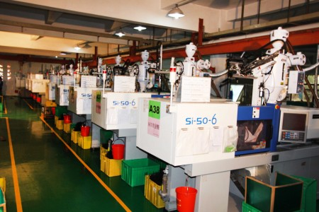 TOYO Electric Injection Molding Machine