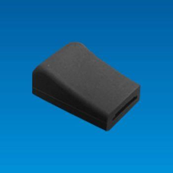 Auswerferabdeckung, schwarze Farbe - Auswerferabdeckung MHL-04