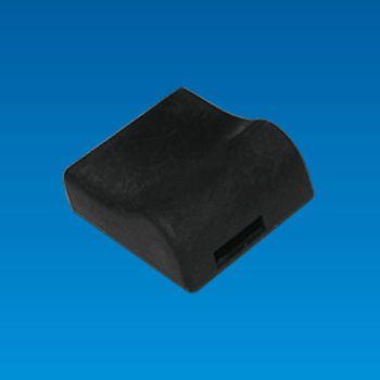 Auswerferabdeckung, schwarze Farbe - Auswerferabdeckung MHL-05