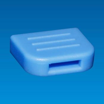 Auswerferabdeckung, blaue Farbe - Auswerferabdeckung MHL-11FT