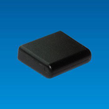 Cubierta eyectora, color negro - Cubierta eyectora MHL-12YW
