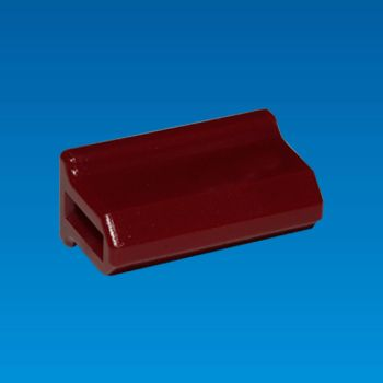 Cubierta eyectora, color rojo - Cubierta eyectora MHL-17