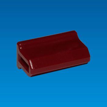 Auswerferabdeckung, rote Farbe - Auswerferabdeckung MHL-17