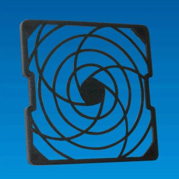 Versión de fan - Cubierta del ventilador NBB-04