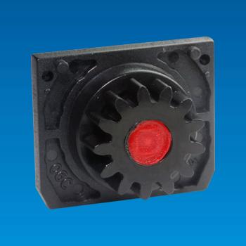Slide In Plastic Bi-directional Rotary Damper