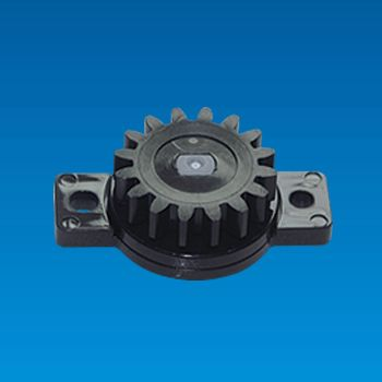 Bi-directional Plastic Rotary Damper - Rotary Damper PG-21