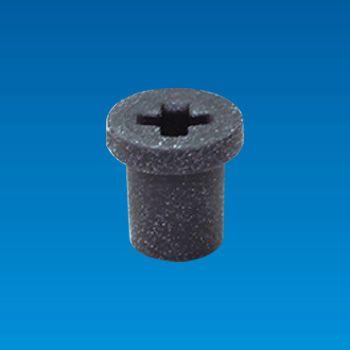 Remache a presión de ventilador antivibraciones - Remache a presión de ventilador SRQA-4HC