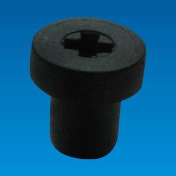 Remache a presión de ventilador antivibraciones - Remache a presión de ventilador SRQF-3AT