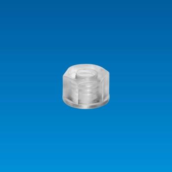 Plastic Nut 塑膠螺帽 - Plastic Nut 塑膠螺帽 UN10-24
