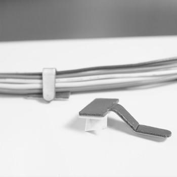 Locking Cable Clamp 电线固定片 - Locking Cable Clamp 电线固定片JFW-7K