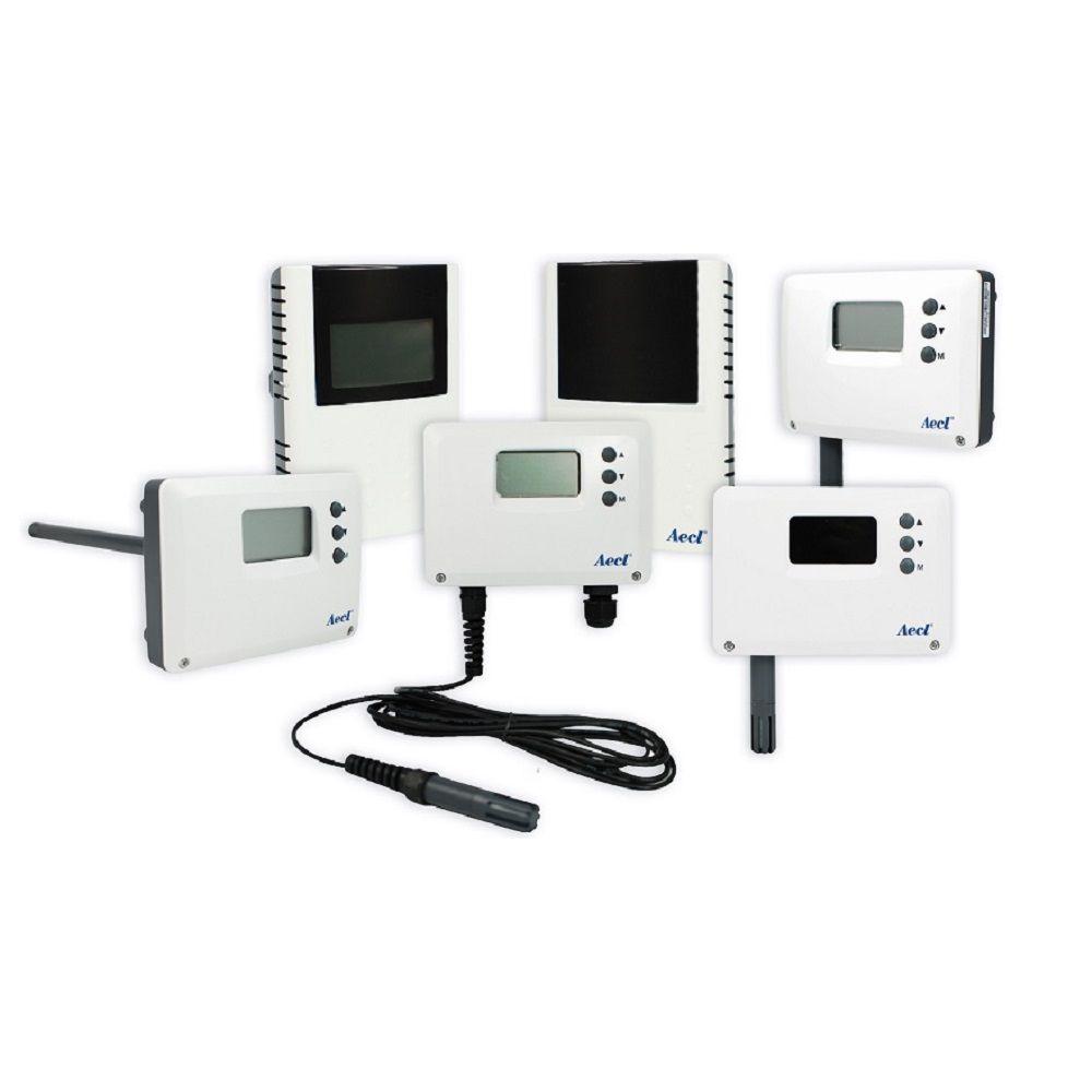 Transmissor LoRa de temperatura e umidade - Transmissor LoRa de temperatura e umidade