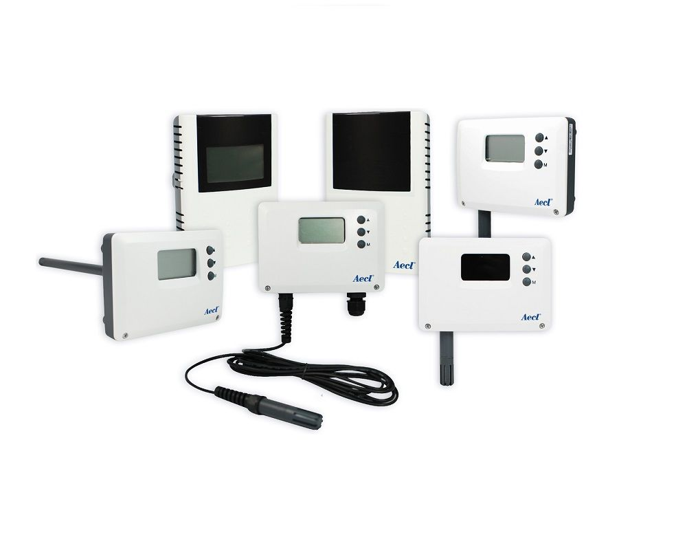 Temperature / RH / dew point sensor