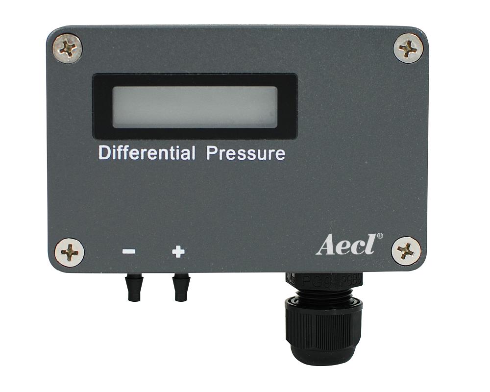 transmissores de pressão diferencial de montagem em parede