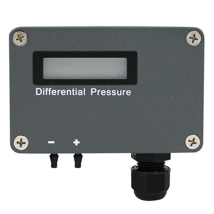 微差压量测及传讯器