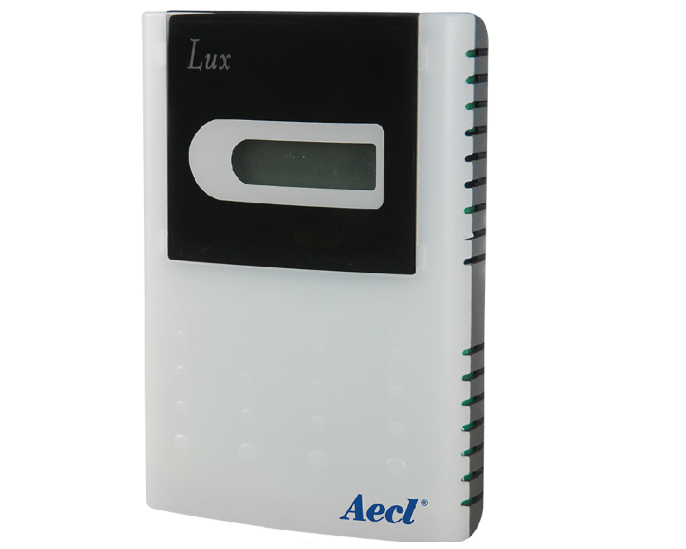 wall mount lux transmitter