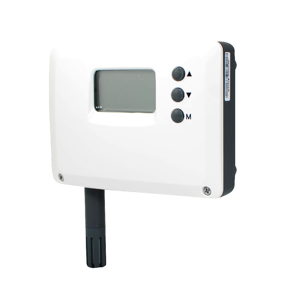 Transmisor de temperatura y humedad