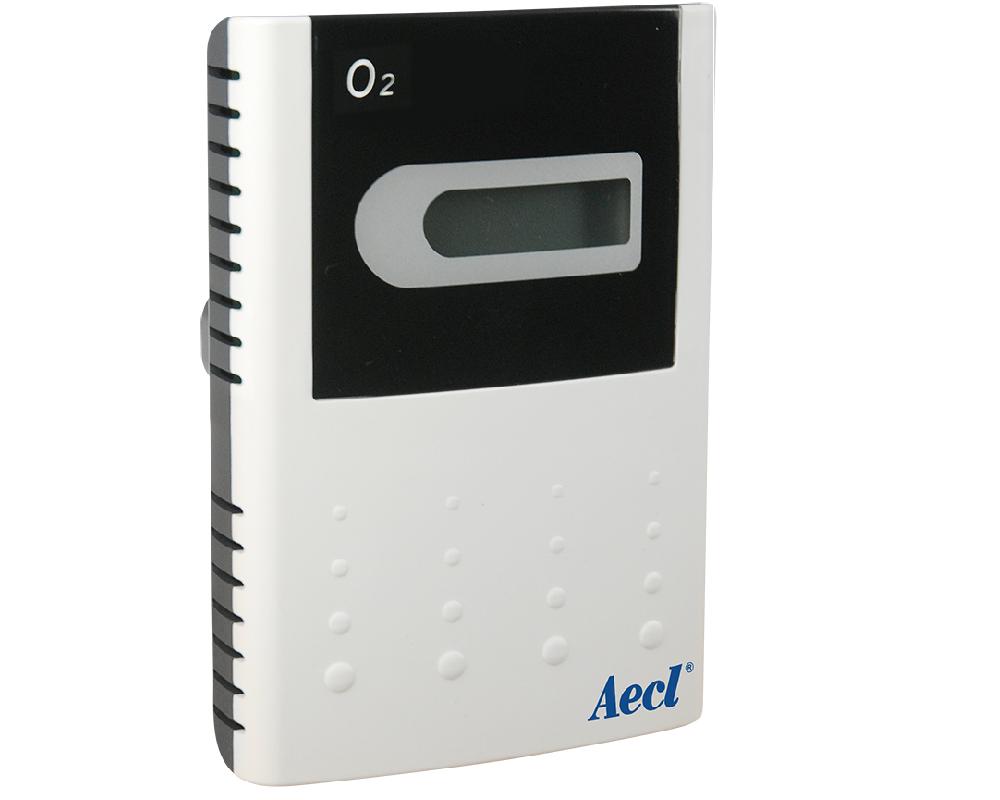 室內氧氣濃度偵測傳訊器 LoRa輸出