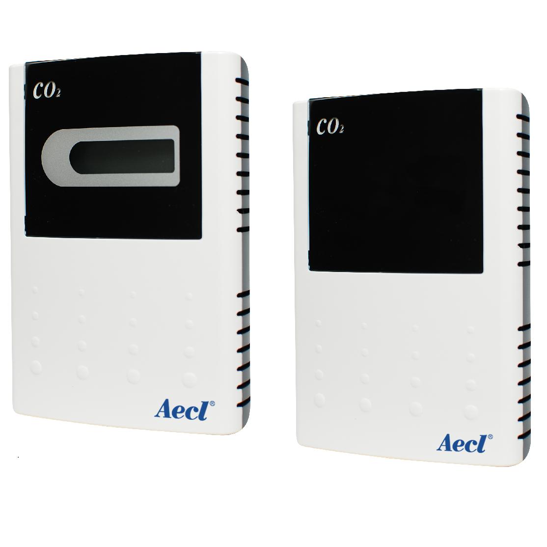 transmissor LoRa CO2 sem fio