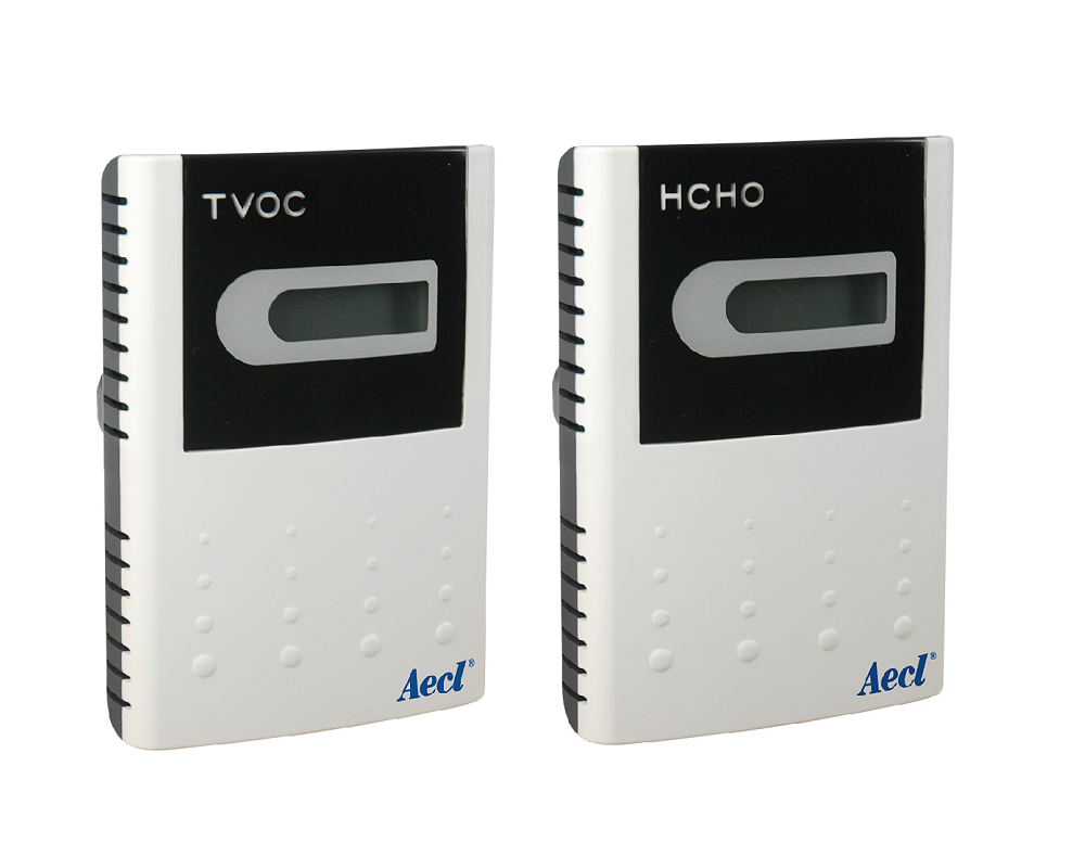 LoRa TVOC and HCHO sensor node