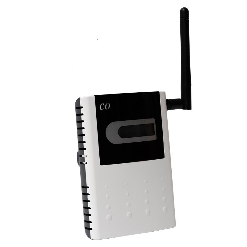 Carbon Monoxide (CO) Sensor Node