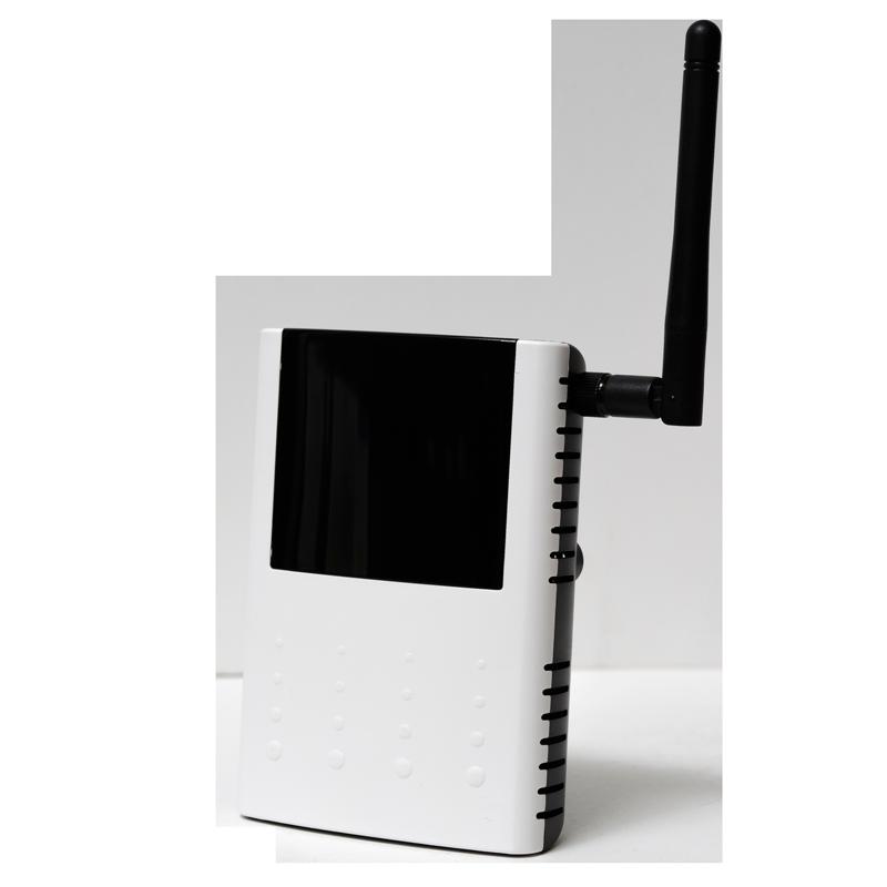 Particles (PM2 5) Sensor Node | Automation System & Control