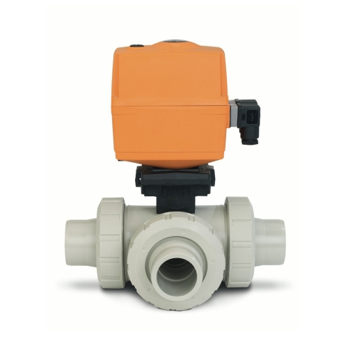Electric ball valve | Automation System & Control | Industrial