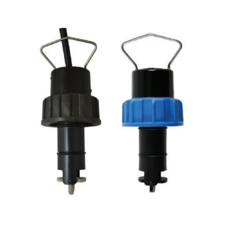 Sensor de fluxo da roda de pás Rotor-X - P515 Rotor-X paddlewheel flow sensor