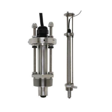 Stainless Steel High Performance Flow Sensor - 3-     2540 Stainless steel high performance paddlewheel flow sensor