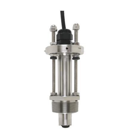 Roda kayuh - Sensor aliran paddelwheel baja tahan karat