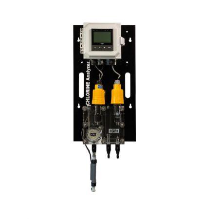 Medição de cloro - Teste de cloro e análise de eletrodos
