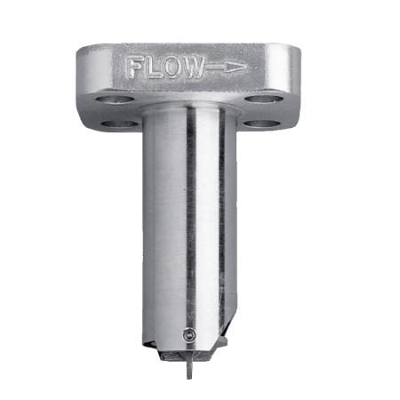 Sensor de flujo Metalex - Sensor de flujo de rueda de paletas Metalex P525