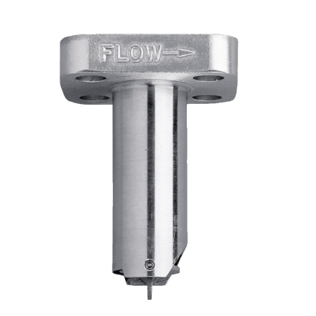 Metalex Flow Sensor - P525 Metalex paddlewheel flow sensor