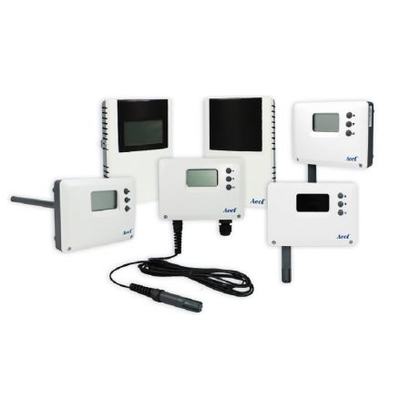 Temperature & Humidity Transmitter (LoRa) - LoRa Temperature & Humidity sensor