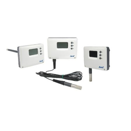 Temperature and humidity transmitter for high humidity environment - Temperature and humidity transmitter for high humidity environment