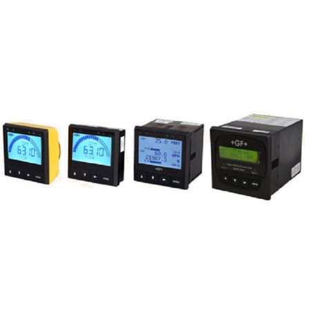 Fluxo / Transmissor / Controlador de Água - Painel multifuncional / cotroller