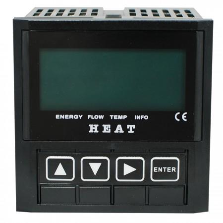 Cálculo de BTU / Energia - Transmissores de cálculo de BTU / energia